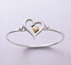 Joy of My Heart Hook-On Bracelet #jamesavery