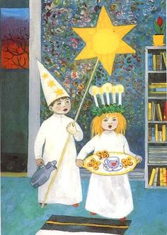 Lucia and the star b