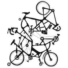 bike tuneup by Alex Eben Meyer