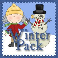 Toddler Activity - Winter Pack