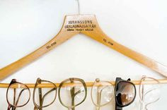 hang sunglasses for grab and go!