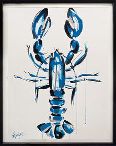 Lobster by Jenna Snyder Phillips