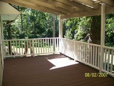 Deck ideas on Pinterest