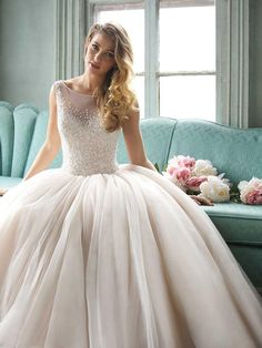 Anne's Bridals - Allure Bridal 9050