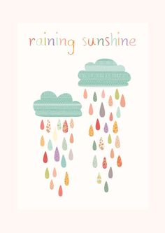 Raining Sunshine