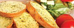 Recipe for Health: Garlic Bread with a Lemon Twist lemon twist, garlic bread