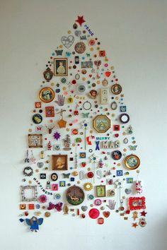 Wall art xmas trees christmas tree ideas christmas trees ideas
