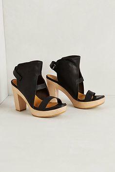 Platform Adonia Gladiator Heels #anthrofave #chicshoes