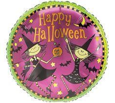 Happy Halloween from b+B! Trick or Treat... #burtonandburton #halloween #balloons