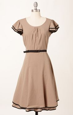 Autumn Retreat Dress