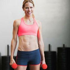 Heavy Lifting Workout Plan to Sculpt a Stronger, Leaner Body - The Best Workout Routines of 2013 on Shape.com