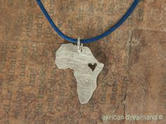 Symbolic representation of your adopted child's home country on a beautiful sterling silver pendant.