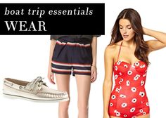 Our Boat Trip Essentials | www.theglitterguide.com