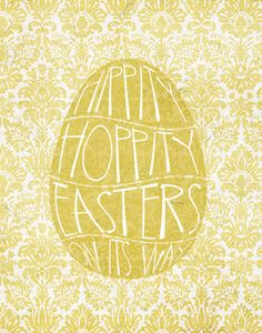 fresh foto and design: Happy Easter! free printable