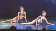 Kalani Hilliker & Maddie Ziegler - Two Sapphires