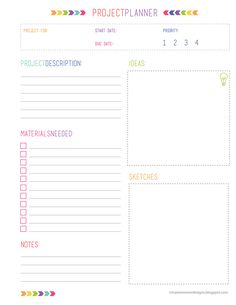 Project Planner Free