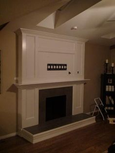 Fireplace Remodel - Ongoing - Project Showcase - Page 2 - DIY Chatroom - DIY Home Improvement Forum