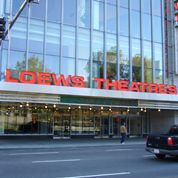 And Sometimes in the winter you just want to head inside and watch a great movie! Lucky for visitors to Boston and locals the Loews Theater on Boston Common offers numerous options! #bostonusa