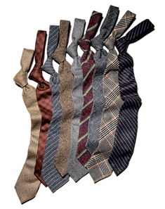 The GQ Guide to Men's Ties: Style: GQ