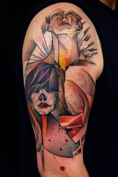 Tattoos by Marie Kraus