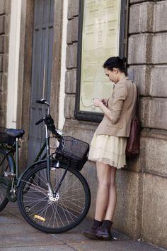 #bike #cyclechic