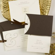Occasions to Blog: 2013 Wedding Invitation Trends - Bold and Fun Fonts (Invitation Link - http://www.occasionsinprint.com/pinterest-board---2013-wedding-invitation-trends.html)