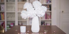 Créer des fleurs ave
