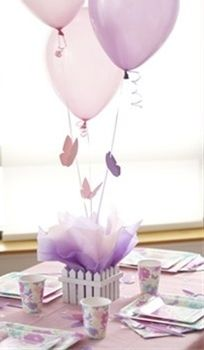 Butterfly Party Centerpieces, Butterfly 1st Birthday Decorations, Butterfly Baby Shower