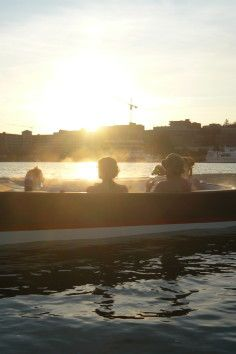Hot Tub Boats, The perfect Seattle sightseeing opportunity!