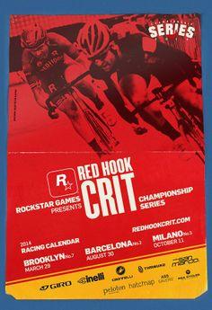 Red Hook Crit, via Peloton Magazine