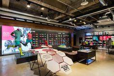 Nike store, Seoul   South Korea sports