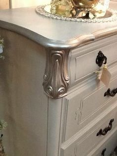 Painted Furniture Wood And Technique On Pinterest