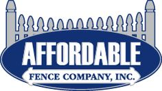 Welcome to Affordable Fence Company's home on the Internet. At our site you'll find some history about our services as well as useful information for all consumers.