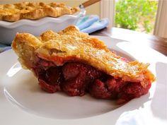 Strawberry Ruhbarb Pie
