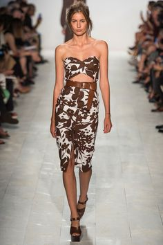Michael Kors | Spring 2014 Ready-to-Wear Collection | Style.com