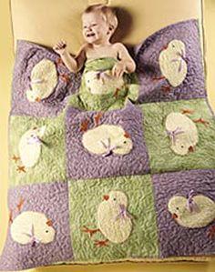 Little Peeps quilt