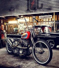 garage life.