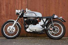 Norton, what a bike.