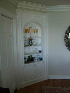 Dining Room Built-Ins