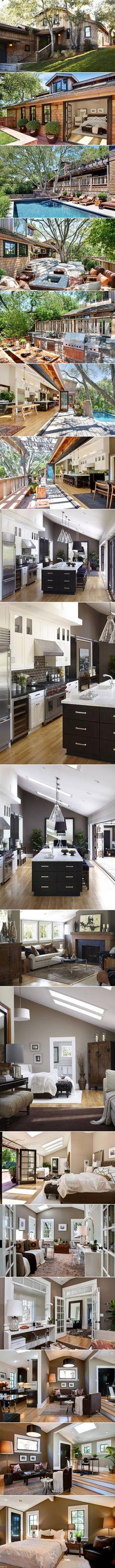 Ralston Avenue Residence by Urrutia Design | HomeDSGN