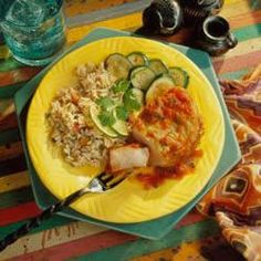 Easy Mexicali Pork Chops Allrecipes.com