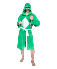Green Power Ranger H