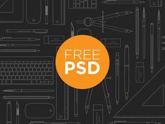 free psd, web design, graphic designers, graphicdesign, free graphic, design tool, graphics, freebi psd, design blogs