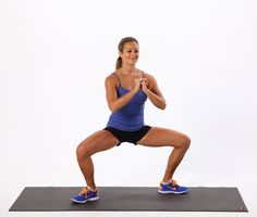 8 exercises to get rid of saddle bags