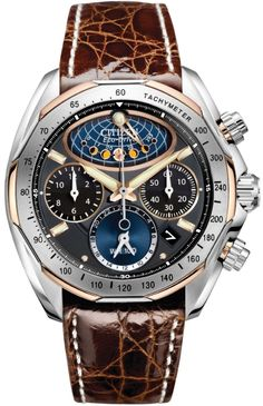 Citizen Mens Flyback Chronograph Watch