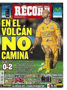 Monterrey - 31 agosto del 2014 RÉCORD