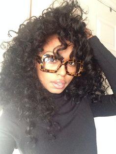CURLS & Glasses