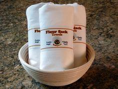 flour sack, sack towel