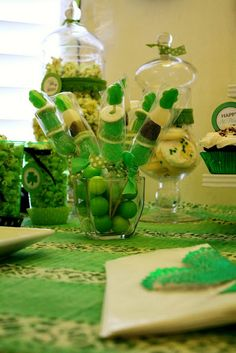 St. Patty's Day Treat Ideas