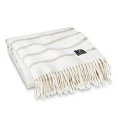 Faribault wool throw $80
